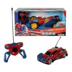 Masina Spiderman cu radiocomanda Majorette