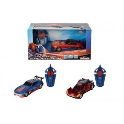 Spiderman masina RC Starter
