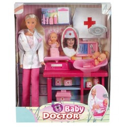Steffi set doctor pediatru