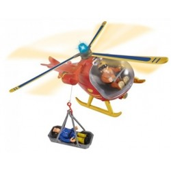 Pompierul Sam elicopterul Wallaby cu figurina si accesorii