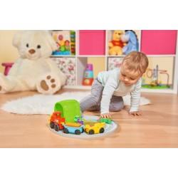 Tren bebe cu sunete si lumini Simba-toys 104018138