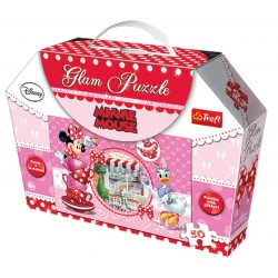 Trefl puzzle 50 piese Minnie