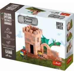 Trefl Brick Turn din caramidute ceramice 60962