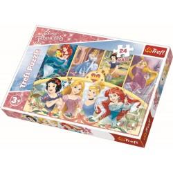 Puzzle 24 piese Maxi Printese Trefl 14294