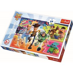 Puzzle 24 piese Maxi Toy story Trefl 14295