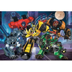 Puzzle 100 piese Transformers Trefl 16315