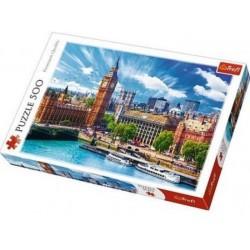 Puzzle Trefl o zi cu soare la Londra 37329