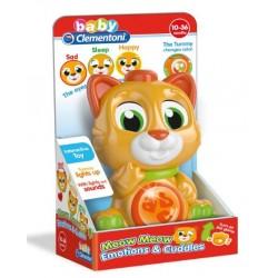 Clementoni pisicuta interactiva cu lumini 17240