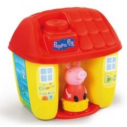 Clementoni Peppa Pig cu cuburi 17346