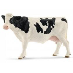 Schleich figurina vaca baltata 13797
