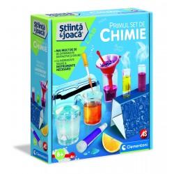 Primul set de chimie Clementoni 50355