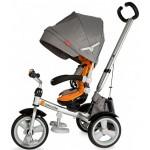 Tricicleta Coccolle Giro multifunctionala portocalie