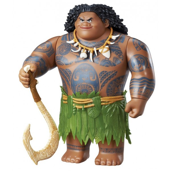 Papusa Maui semizeul din Vaiana Moana