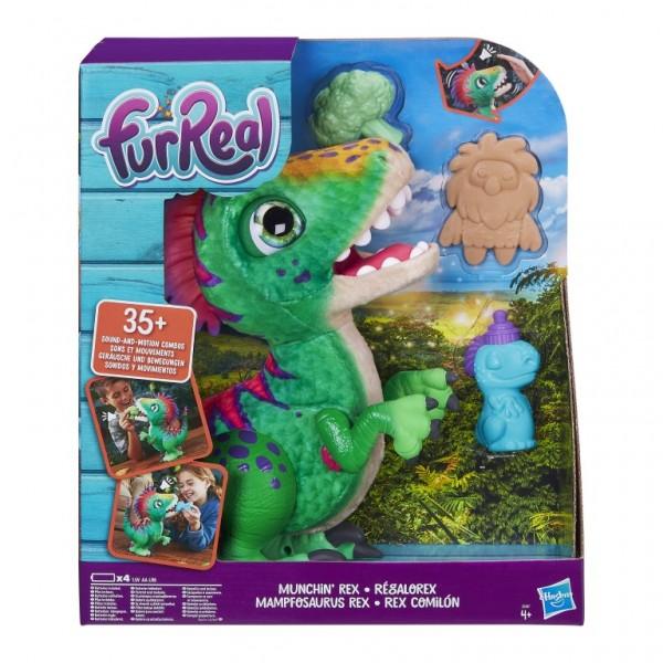 Rex Dinozaurul Pofticios Hasbro E0387