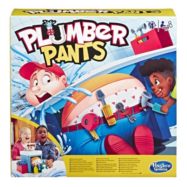 Pantalonii instalatorului joc distractiv Hasbro E6553