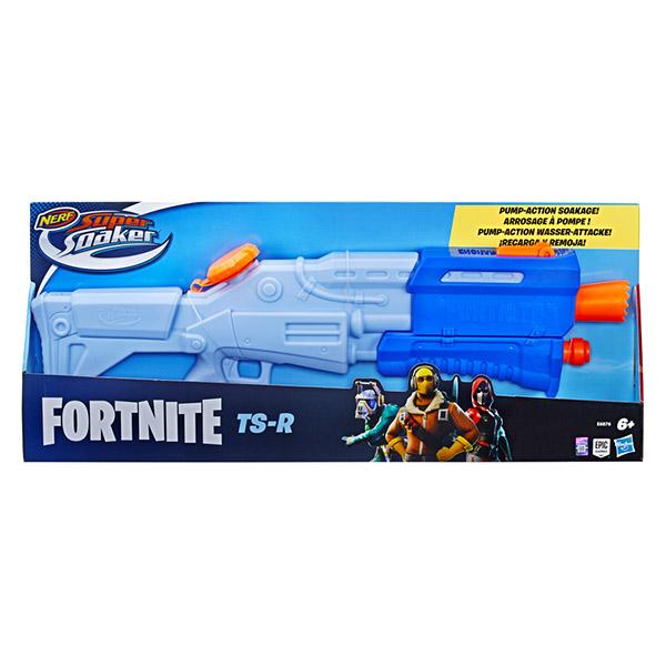 Pistol cu apa Hasbro Nerf Fortnite E6876
