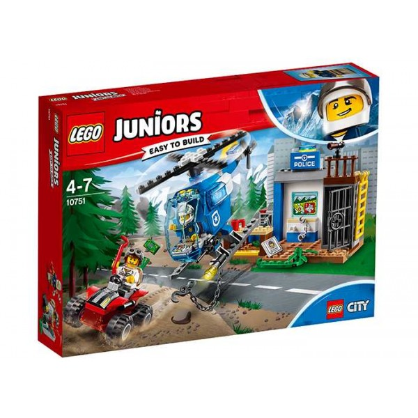 Lego Junior Urmarire pe munte 10751