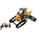 Lego chima 70005 vehiculul regal de lupta al lui laval