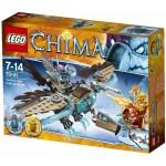 Lego chima 70141 planorul de gheata al lui Vardy