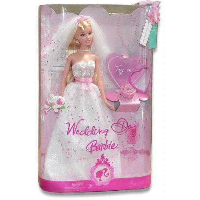 Barbie Mireasa M2778