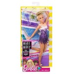 Papusa Mattel Barbie gimnasta Made To Move FJB18