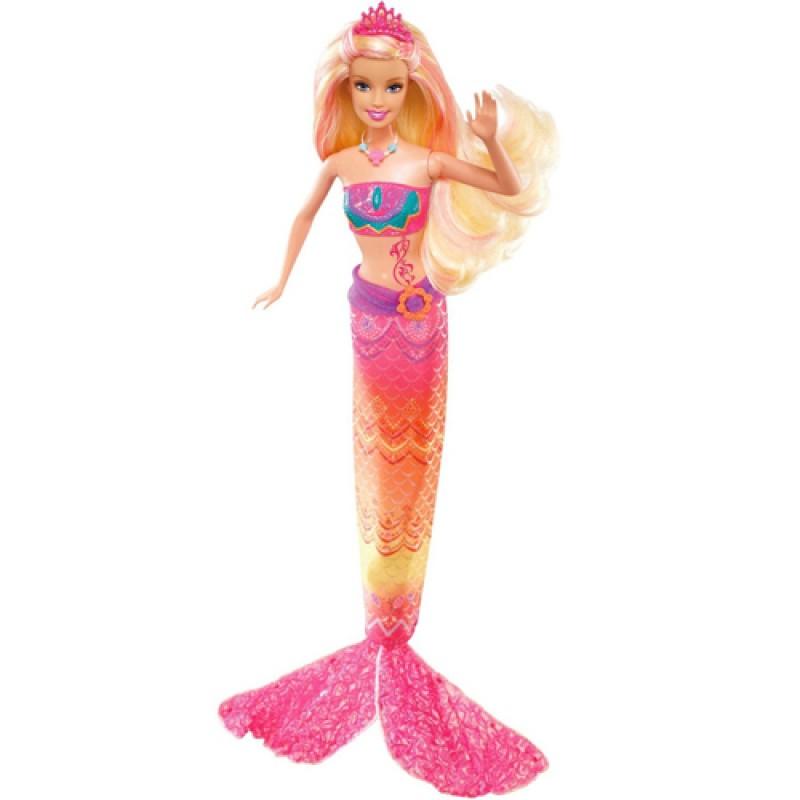 Barbie in a mermaid tale 2 sirena merliah 2 in 1 - Barbi la sirene ...