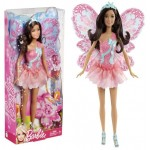 Barbie Zana Fluture Bruneta W2965