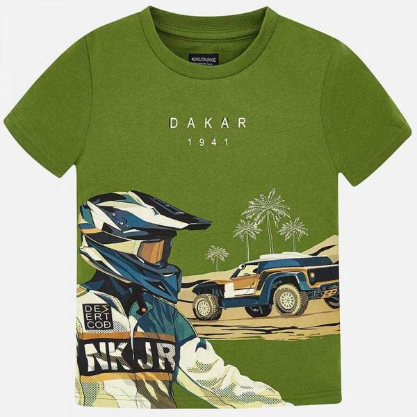 Mayoral tricou baieti 6037-081