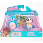 Doctorita plusica figurine Boppy and Moo Moo