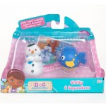 Doctorita plusica figurine Chilly and Squeakers