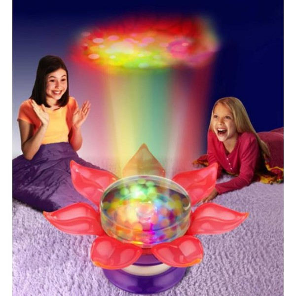 Orbeez flower power light show