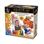 Photo puzzle cu rama color