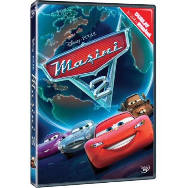 DVD Cars 2 Masini 2