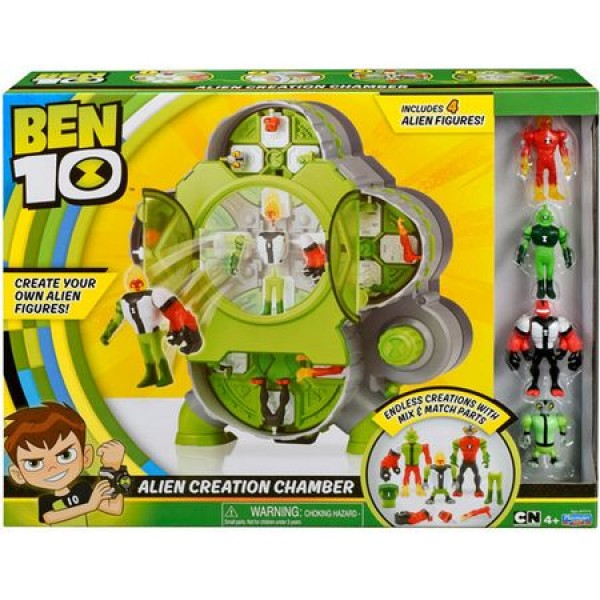 Ben 10 Camera creare extraterestrii 77711