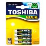 Baterie Toshiba R3 Alkaline