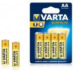 Baterii R6 Varta Superlife