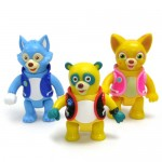 Agent OSO Set 3 Figurine