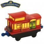 Chugginton Die-Cast Casa vagon a lui Eddie