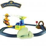 Chuggington metalic Set Aventurile SuperTrenuletului
