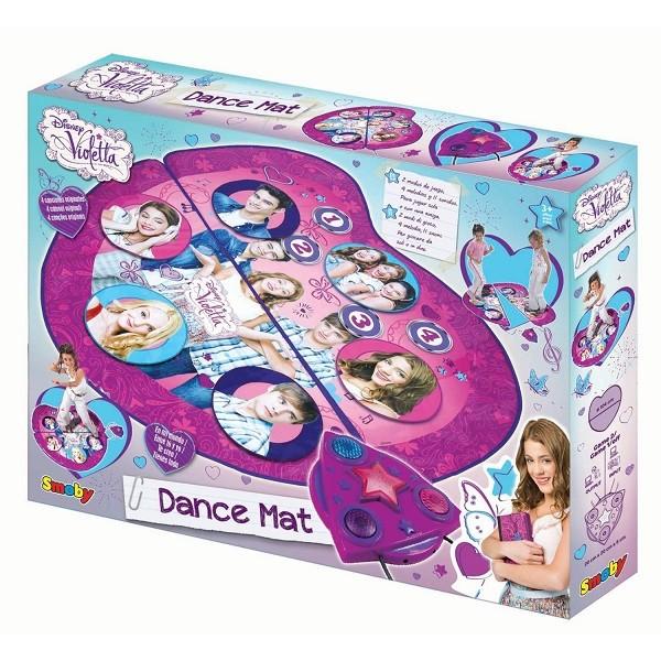 .Covoras muzical pentru dans Violetta Smoby