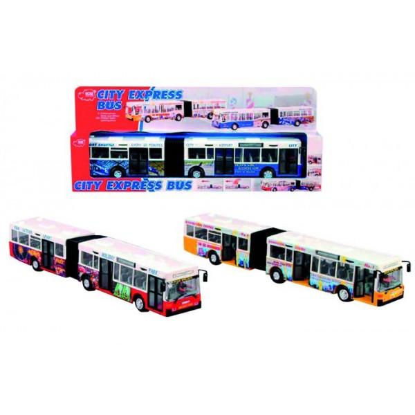 Autobuz cu burduf city express