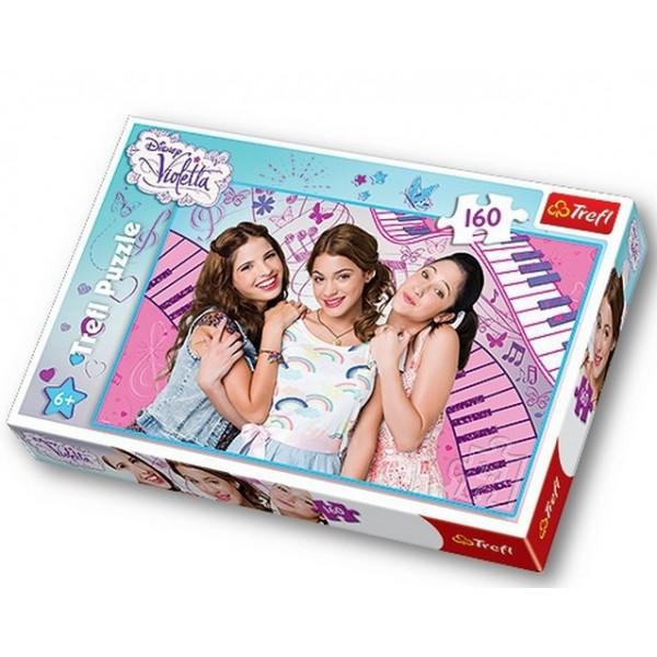 Puzzle Violetta 160 piese trefl