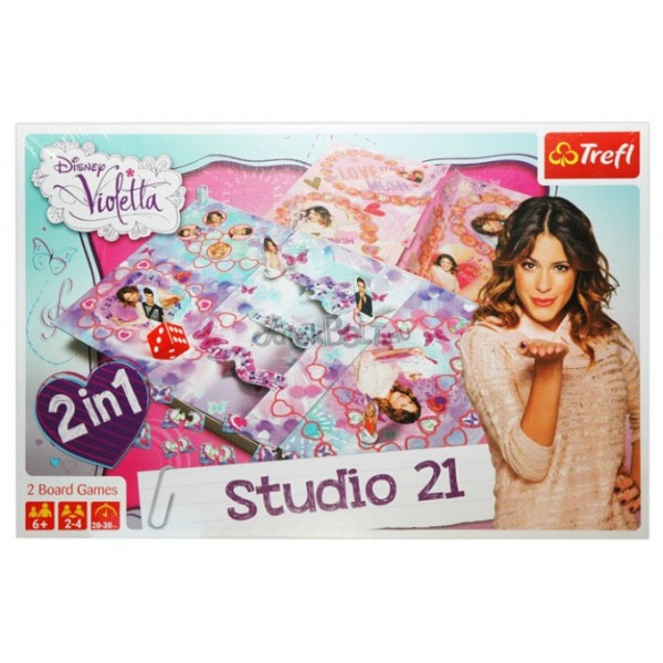 Joc Trefl Violetta Studio 21